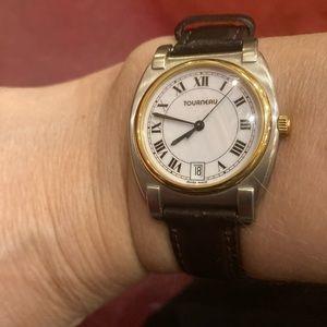 Tourneau watch unisex